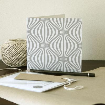 Ann Vincent's textile-design cards