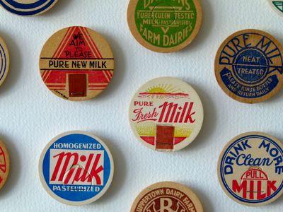 CATHERINE LAKE Milk