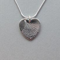 heart neckace