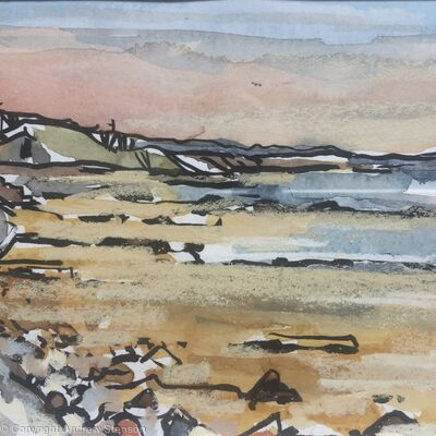 Lower Largo Sketch 6