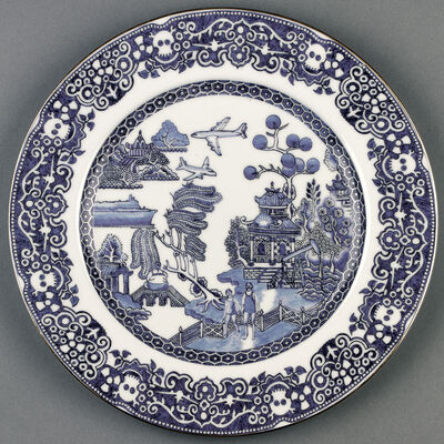 Willow pattern reinterpreted