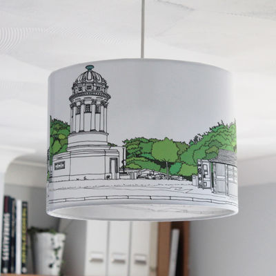 Pepperpot Lampshade
