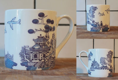 Willow Globalisation Mug