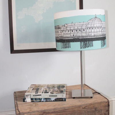 Brighton Pier Lampshade