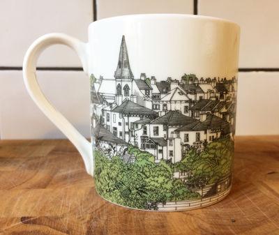 Brighton Bell Vue Mug