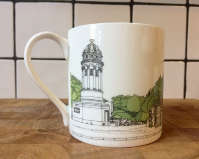 Brighton Pepperpot Mug