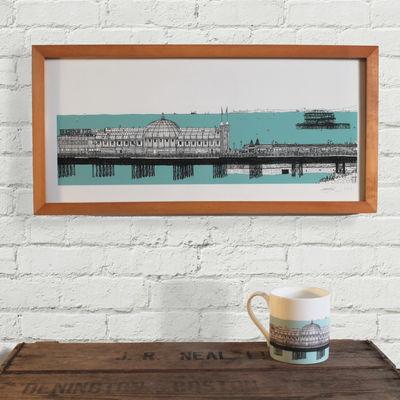 Brighton Pier Print