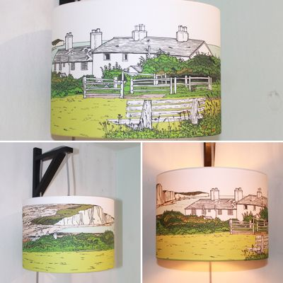 Seven Sisters Lampshade