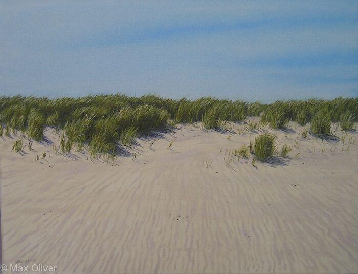 Sand Dunes, Haven Point, Dorset
