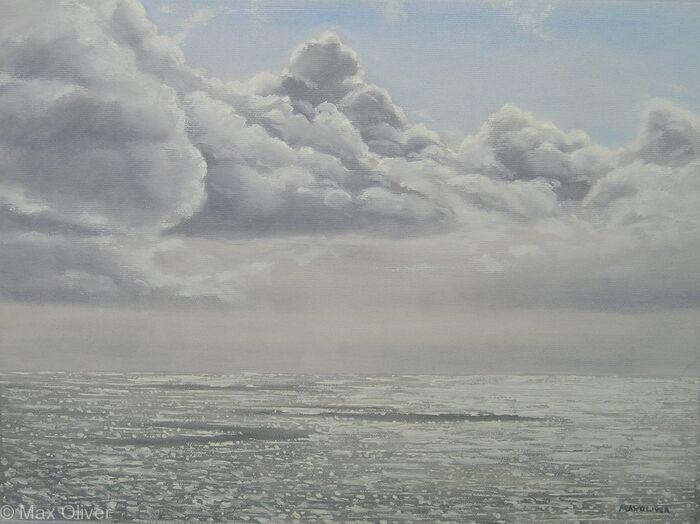 Shadows on Sea, Cornwall
