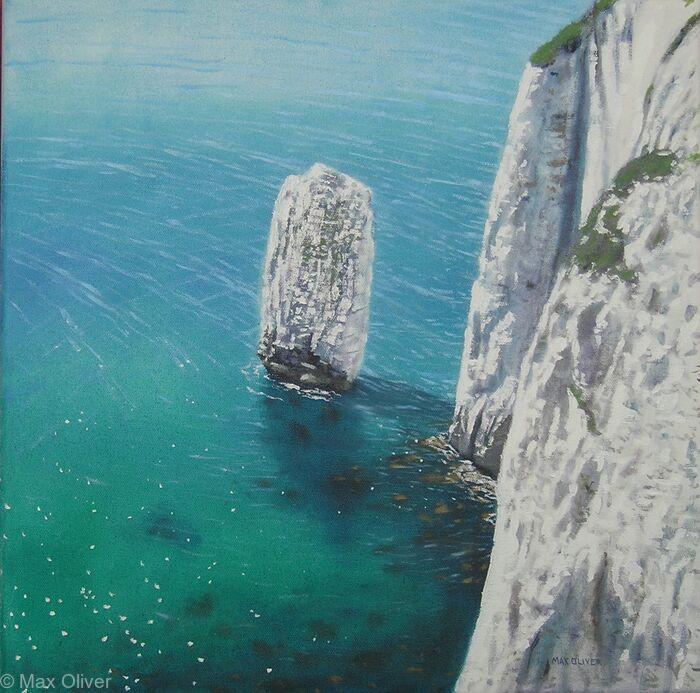 Stack II, Nr Old Harrys Rock, Dorset