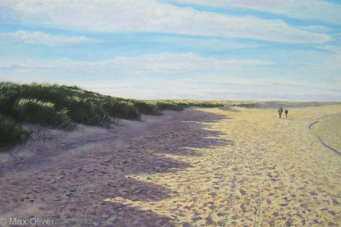 Sand Dunes, Shell Bay