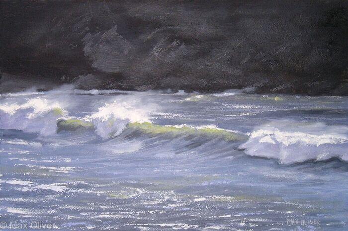 Wave, Little Lantic Beach