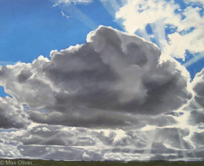 Cloud over Bodmin Moor