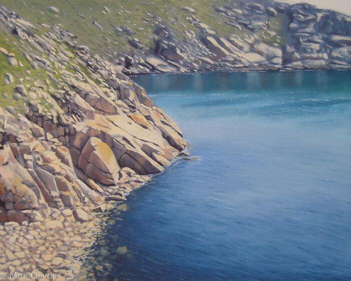 Near Cripps Cove, Cornwall