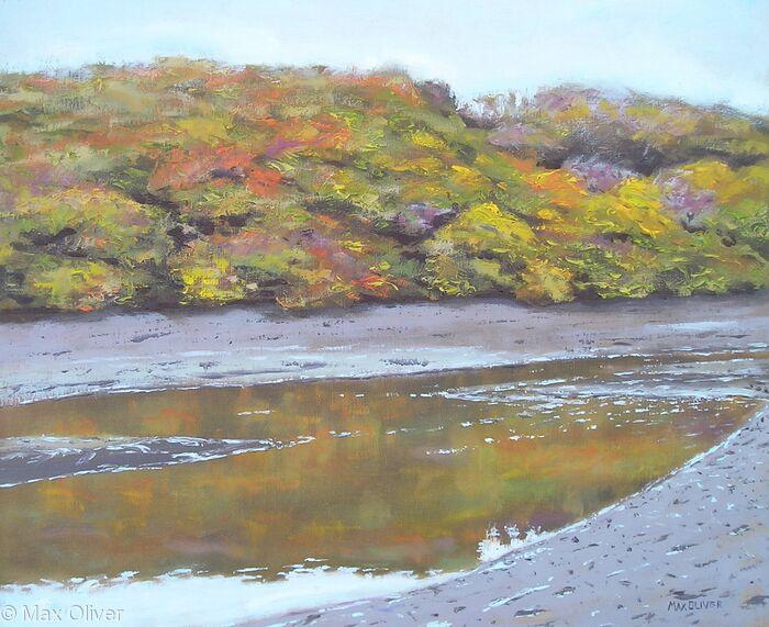 Autumn East Looe Valley