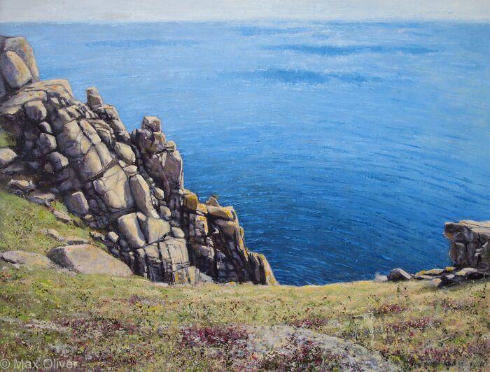 St Levan Cliff