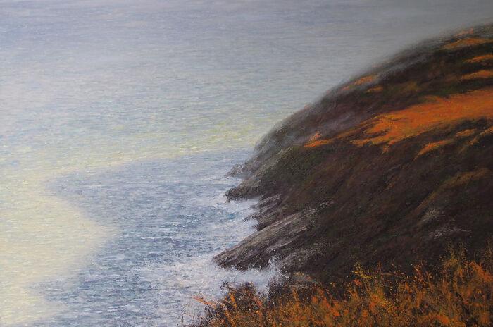Cornish Cliff