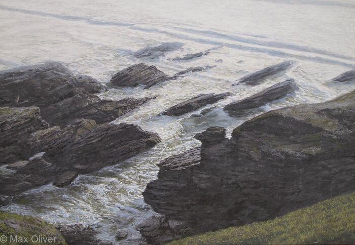 Sharrow Cliff, Tregantle