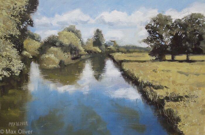 River Itchen, St Cross