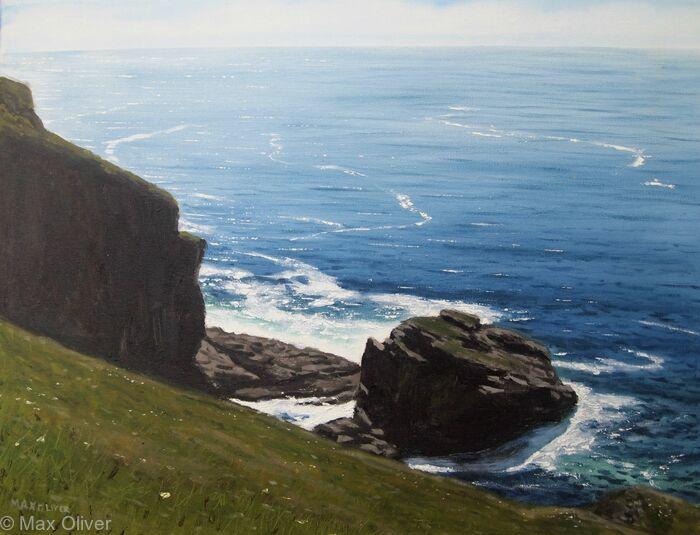 Treen Cliff, St Gurnards Head