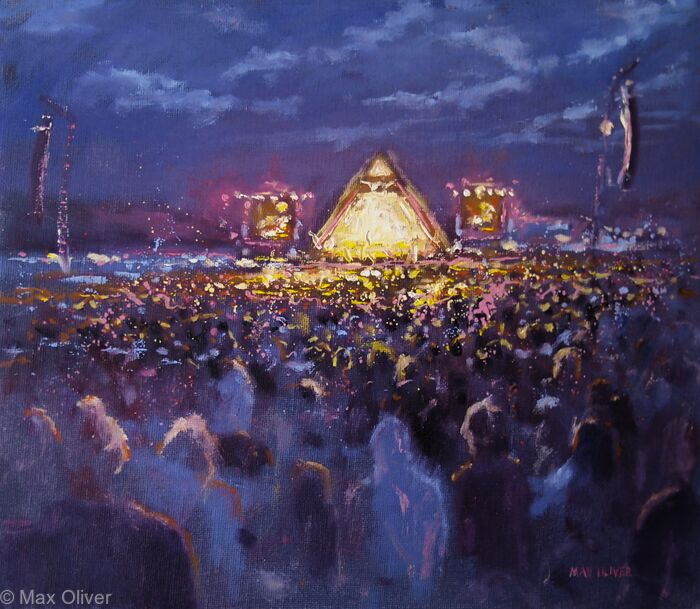 Pyramid Stage, Glastonbury