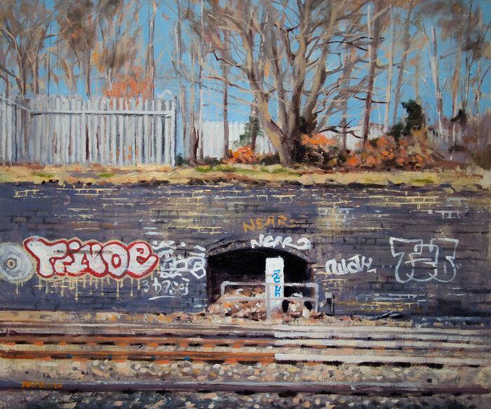Railway Graffiti I