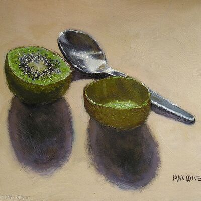 Kiwi and Spoon