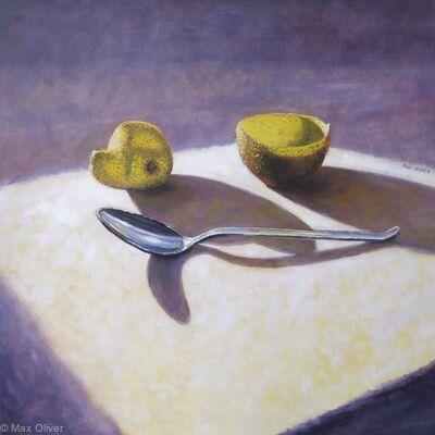 Kiwi Vs Spoon