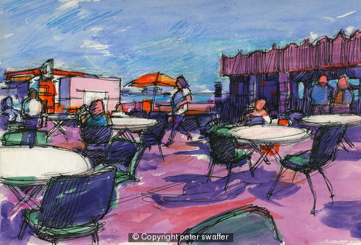 hove seafront cafe 2