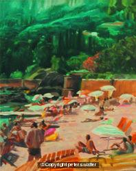 paleokastritsa beach - corfu