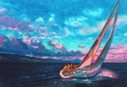 sailing southern seas