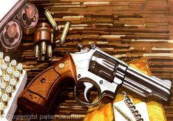 357 magnum revolver