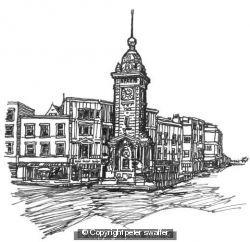 the clock tower brighton