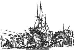 edwardian shoreham boatyard