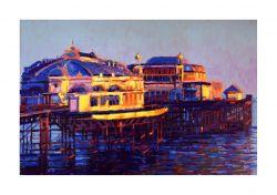 The West Pier - Brighton  Hove