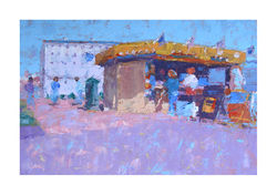 Hove Seafront Cafe - Oils