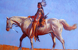 Lacota Sioux - Plains Indian