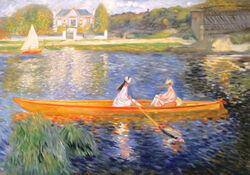 La Yole (after PA Renoir)