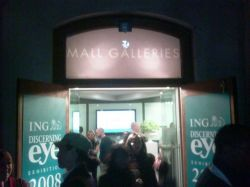 The Mall Gallery London