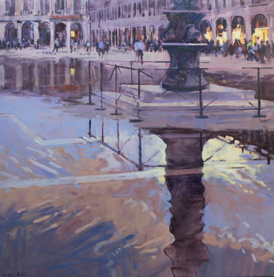 Evening, St Marks Square
