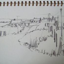 Drawing, Brue