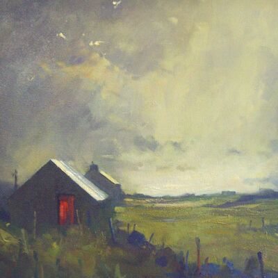 Passing Shower, Shawbost
