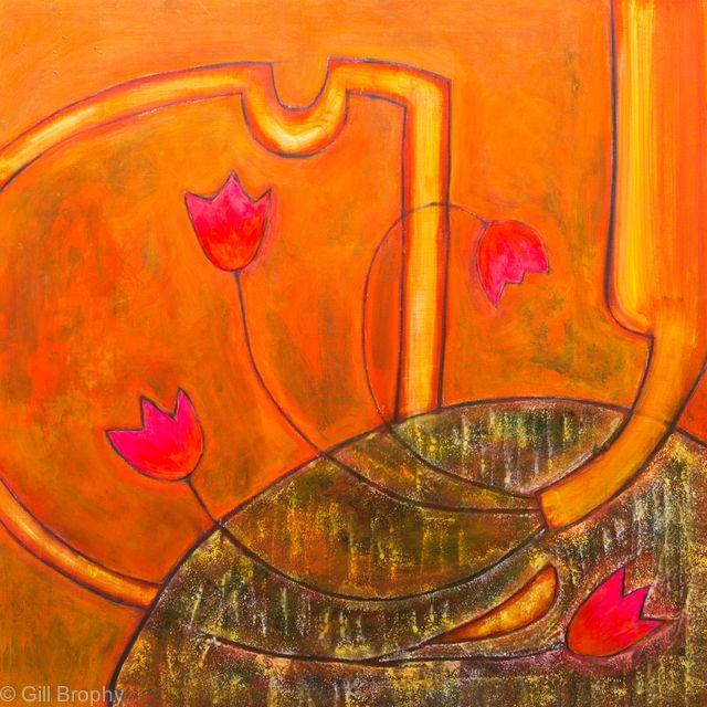 ... With Floral Undertones