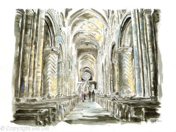 Durham Cathedral (Interior)