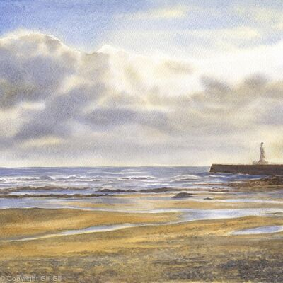 View to Roker Pier