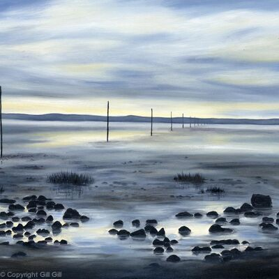 Pilgrims' Way, Lindisfarne