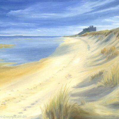 Dunes at Bamburgh