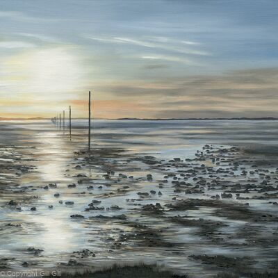 Winter's Light, Lindisfarne