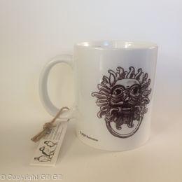 Durham Sanctuary Knocker Mug